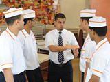 جابر (٢٠٠٣) – المملكة العربية السعودية – مدرب مطعم