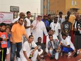 فريق AND1 العالمي لكرة السلة يزور السعودية