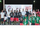 إقبال كبير على بطولة البيك السنوية السابعة لكرة السلة للآباء والأبناء بالشراكة مع جدة يونايتد