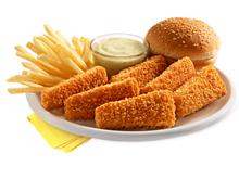 Fish Fillet Meal