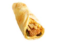 ساندوتش فيليه سمك