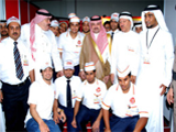 ALBAIK IN THE SAUDI LABOR MARKET EXHIBITIONS