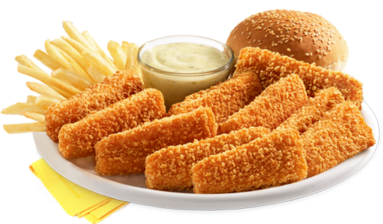 Spicy Fish Fillet Meal